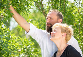 Christiane und Thomas Raab Ölmühle Raab