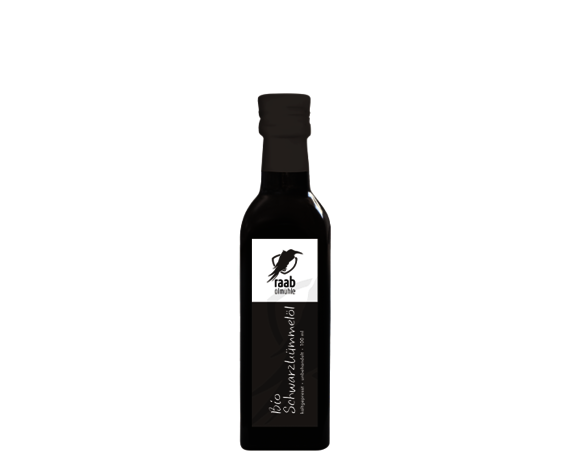 Bio Schwarzkümmelöl Ölmühle Raab