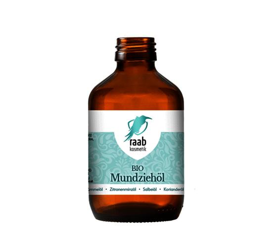 Bio Mundziehöl Ölmühle Raab
